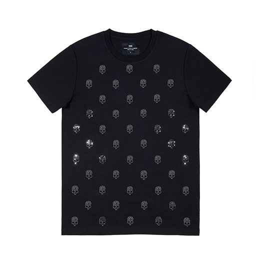 THE DARK BLACK CRYSTALS TEE